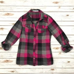 Maurices Flannel Buttoned Shirt